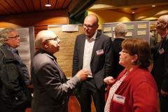Mitgliederversammlung der SPD Duisburg mit Infomarkt 12.11.18