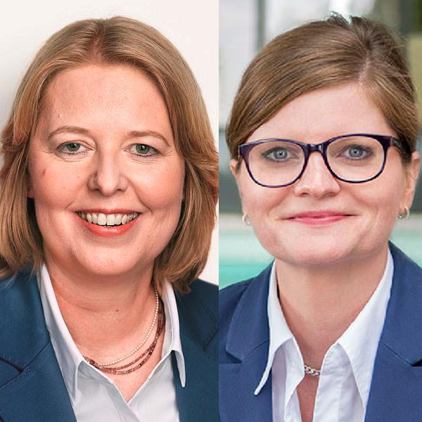 """Bärbel Bas und Sarah Philipp: """"Wir wollen die komplette Gleichstellung."""""""