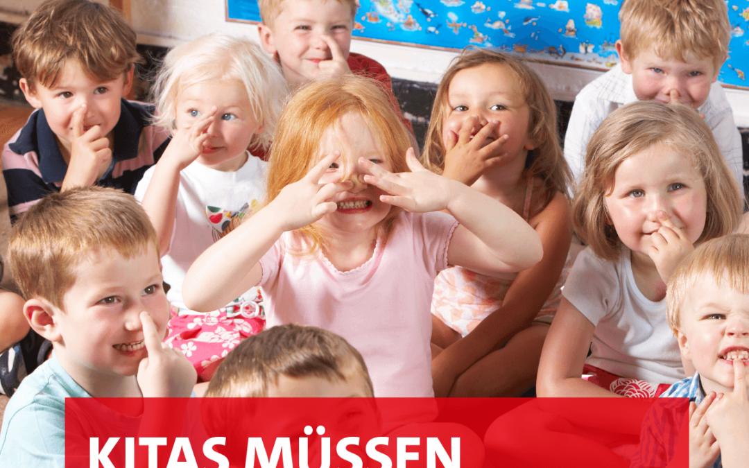 Duisburger SPD – MdL's haben für beitragsfreie Kitas gestimmt