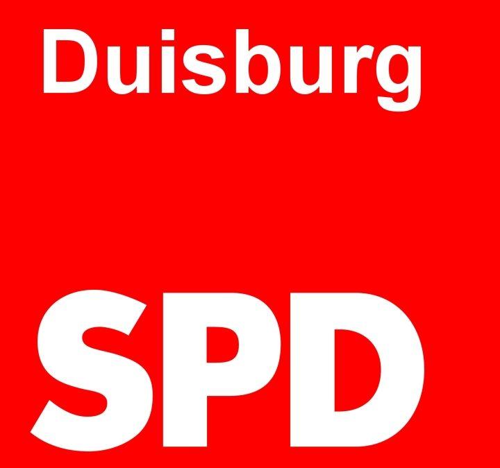 SPD Duisburg ruft zu Wasserspenden für Bäume auf