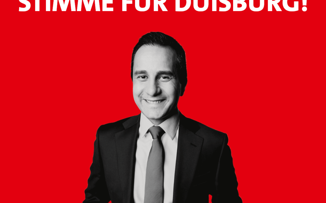 Duisburger Experte Mahmut Özdemir führt Koalitionsverhandlungen zu Innerer Sicherheit